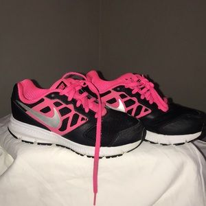 Nike tennis shoes, Downshifter 6, size 1